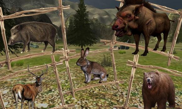Jungle Sniper Hunting 3D Ekran Görüntüleri - 4