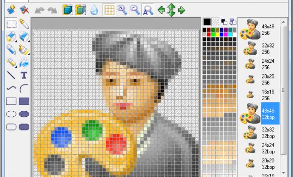 Junior Icon Editor Ekran Görüntüleri - 4