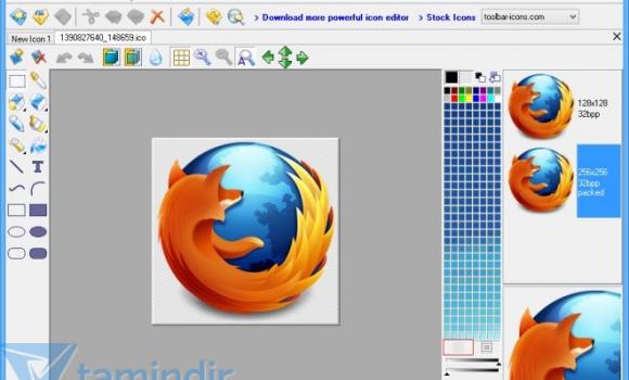Junior Icon Editor Ekran Görüntüleri - 2