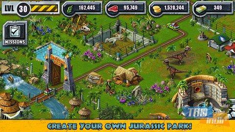 Jurassic Park Ekran Görüntüleri - 3