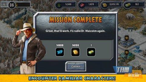 Jurassic Park Ekran Görüntüleri - 1