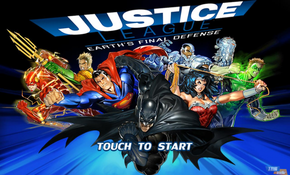 Justice League:EFD Ekran Görüntüleri - 5
