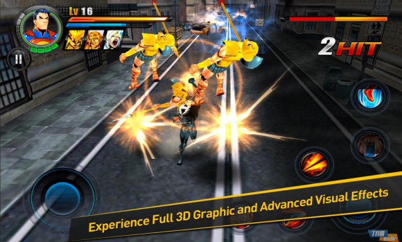 Justice League:EFD Ekran Görüntüleri - 2