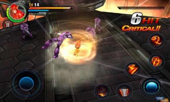 Justice League:EFD Ekran Görüntüleri - 1