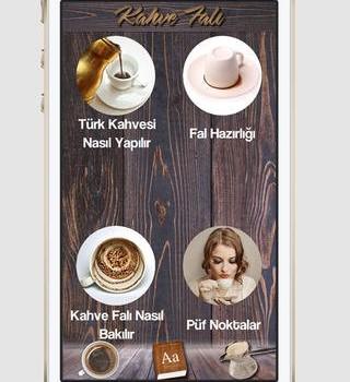 Kahve Falı Ekran Görüntüleri - 2
