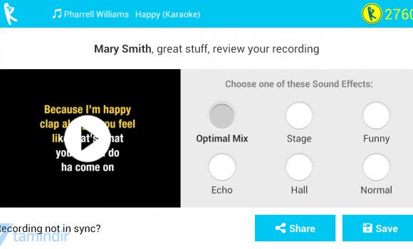 Karaoke Sing & Record Ekran Görüntüleri - 4
