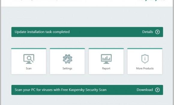 Kaspersky Software Updater Ekran Görüntüleri - 3