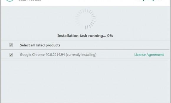 Kaspersky Software Updater Ekran Görüntüleri - 2