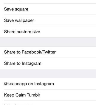 Keep Calm Creator Ekran Görüntüleri - 2