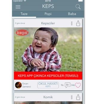KEPS Ekran Görüntüleri - 5