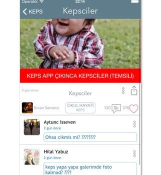 KEPS Ekran Görüntüleri - 3
