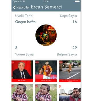 KEPS Ekran Görüntüleri - 2