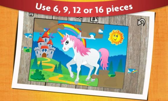 Kids Animals Jigsaw Puzzles Ekran Görüntüleri - 3