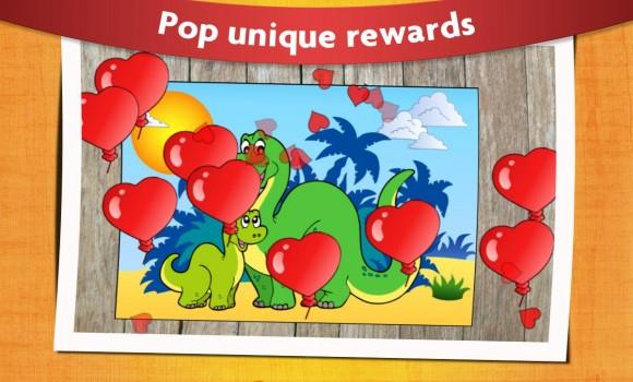 Kids Animals Jigsaw Puzzles Ekran Görüntüleri - 2