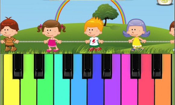 Kids Piano Games Free Ekran Görüntüleri - 4
