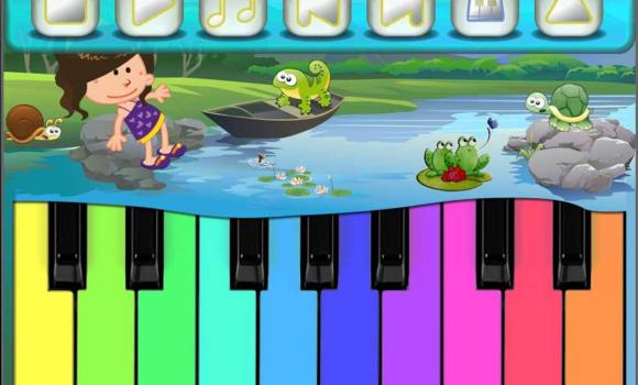 Kids Piano Games Free Ekran Görüntüleri - 2