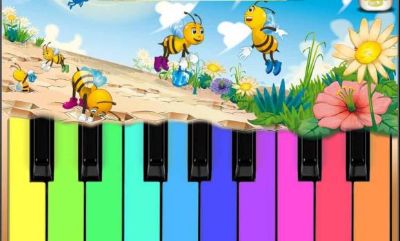 Kids Piano Games Free Ekran Görüntüleri - 1