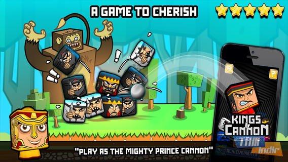 Kings & Cannon Ekran Görüntüleri - 5
