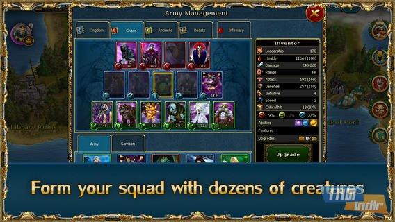 King's Bounty: Legions Ekran Görüntüleri - 4