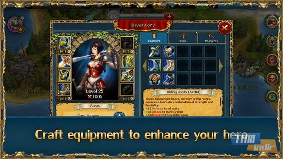 King's Bounty: Legions Ekran Görüntüleri - 3
