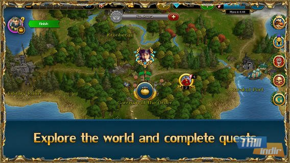 King's Bounty: Legions Ekran Görüntüleri - 2