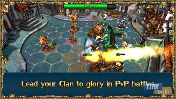 King's Bounty: Legions Ekran Görüntüleri - 1