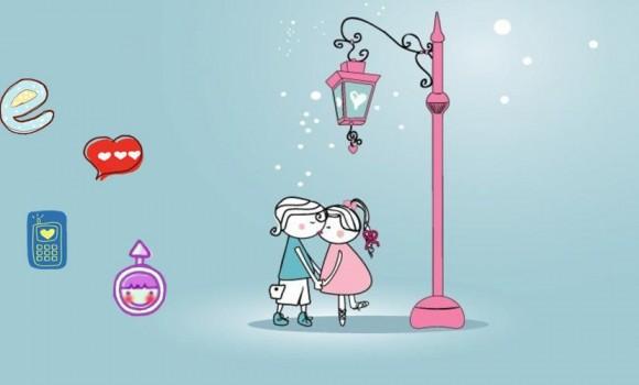 Kiss Me Theme Ekran Görüntüleri - 4