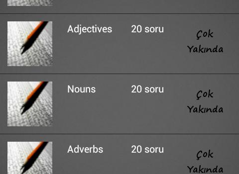 Kolay İngilizce Ekran Görüntüleri - 1