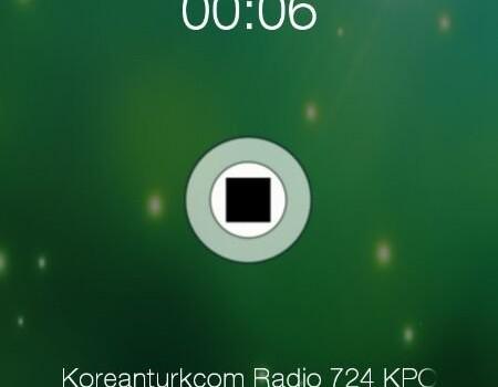 Koreantürk Radyo Ekran Görüntüleri - 3