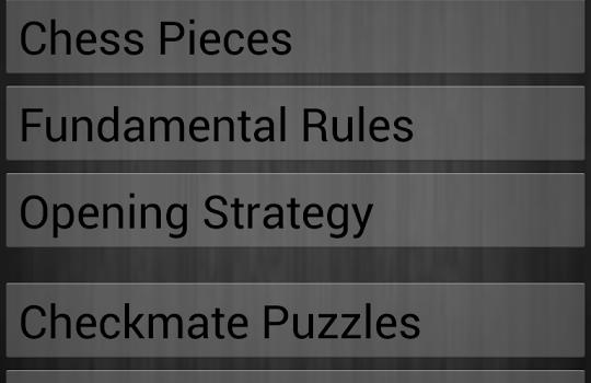 Learn Chess Ekran Görüntüleri - 5