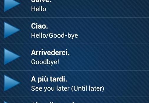 Learn Italian Ekran Görüntüleri - 3