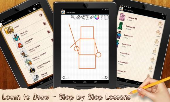 Learn to Draw Minecraft Legos Ekran Görüntüleri - 4
