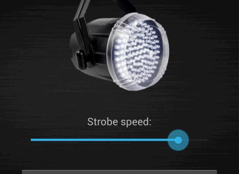 LED Strobe Ekran Görüntüleri - 1