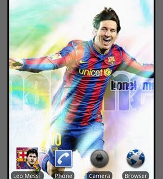 Leo Messi Wallpapers Ekran Görüntüleri - 3
