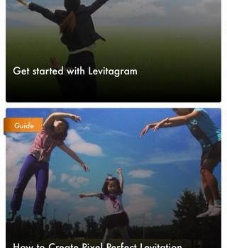 Levitagram Ekran Görüntüleri - 4