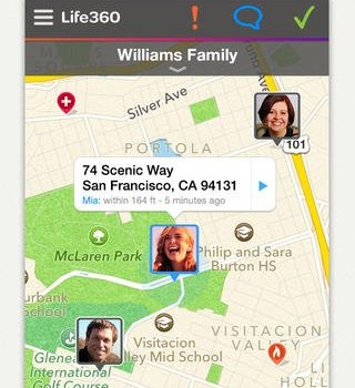 Life360 Ekran Görüntüleri - 5