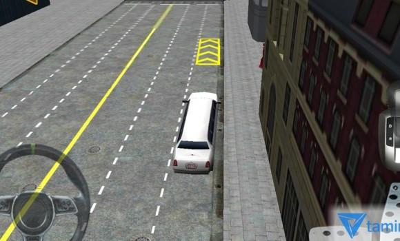Limuzin 3D Sürücü Simülatörü Ekran Görüntüleri - 2