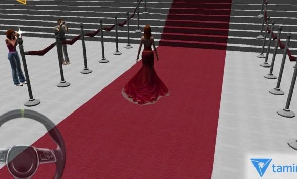 Limuzin 3D Sürücü Simülatörü Ekran Görüntüleri - 1