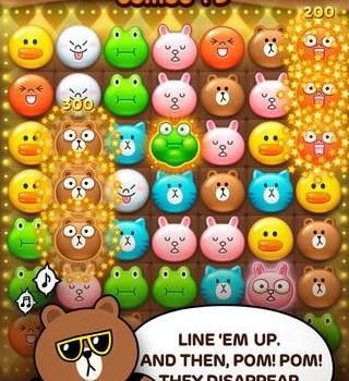 LINE POP Ekran Görüntüleri - 4