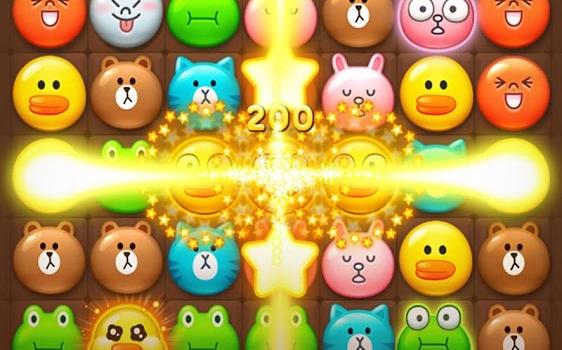 LINE POP Ekran Görüntüleri - 3