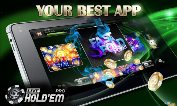 Live Hold'em Poker Pro Ekran Görüntüleri - 6