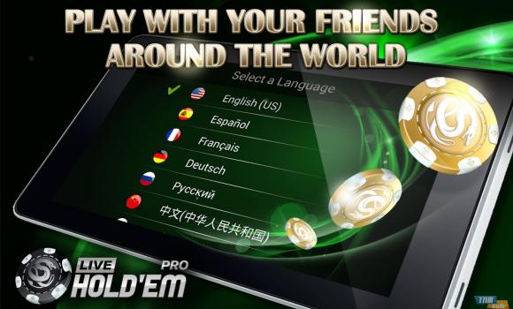 Live Hold'em Poker Pro Ekran Görüntüleri - 5