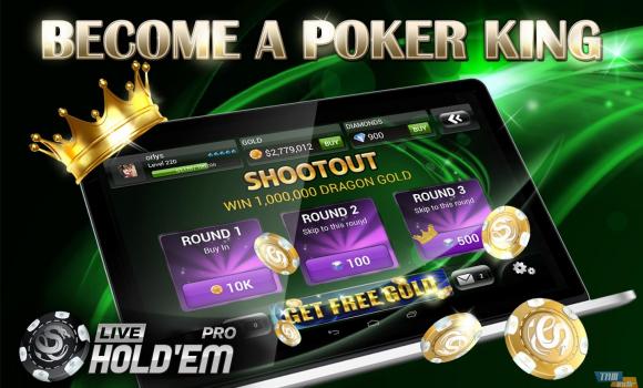 Live Hold'em Poker Pro Ekran Görüntüleri - 4
