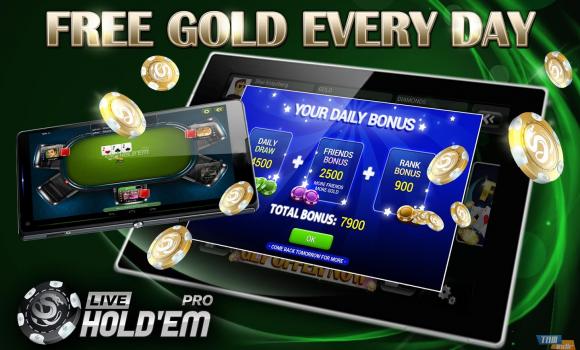 Live Hold'em Poker Pro Ekran Görüntüleri - 2