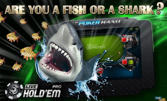 Live Hold'em Poker Pro Ekran Görüntüleri - 1