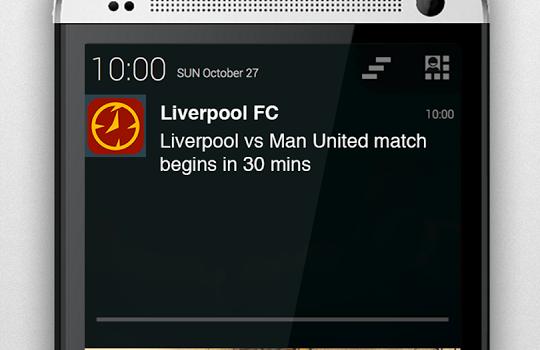 Liverpool Alarm Ekran Görüntüleri - 5
