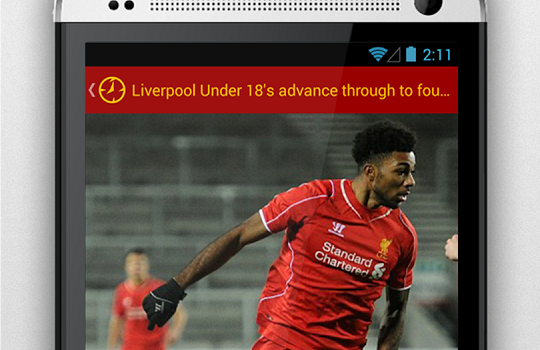 Liverpool Alarm Ekran Görüntüleri - 2
