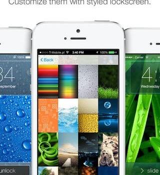 LockScreen for iOS7 Ekran Görüntüleri - 4