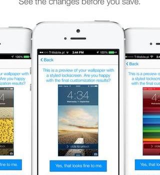 LockScreen for iOS7 Ekran Görüntüleri - 5