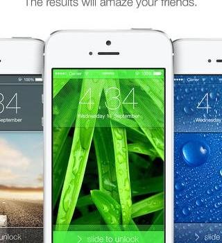 LockScreen for iOS7 Ekran Görüntüleri - 2
